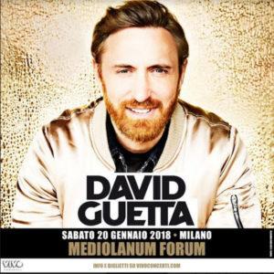 Milano ospita David Guetta