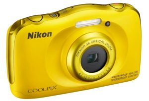 Nikon Coolpix Yellow