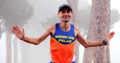 Giorgio Calcaterra elargisce consigli e svela la Mezza Maratona D'Italia 2018.