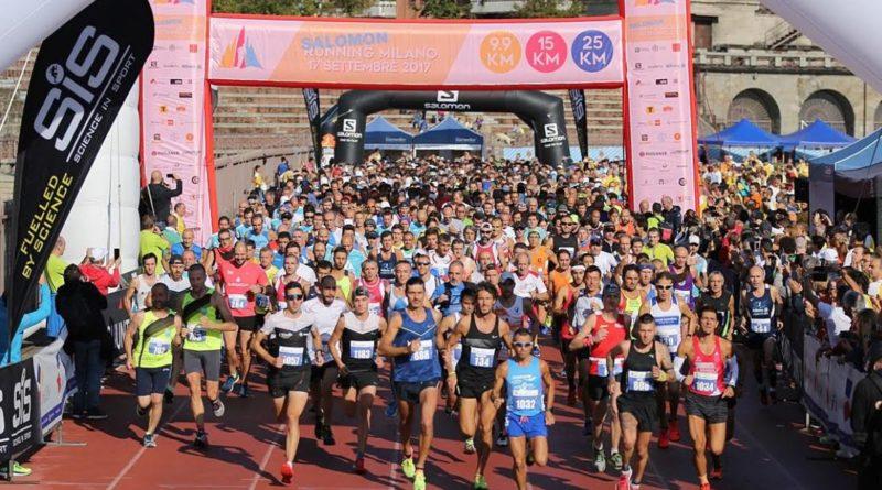 Salomon Running Milano: l'urban trail che sorprende!