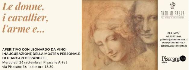 Vernissage di Giancarlo Prandelli.