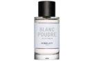 Blanc poudre: una fragranza dalla sensazione bianco cipria.