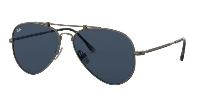 Ray-Ban Titanium: Made in Japan.