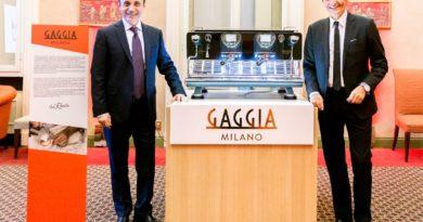 Celebrato l'80esimo anniversario di Gaggia Milano!