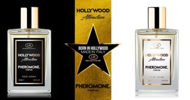 Hollywood Attraction: la seduzione in un un profumo.