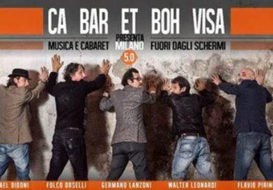 Cabaret e musica fuori dagli schermi allo Spirit De Milan.