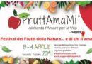 Festival FruttAmaMi seconda edizione: energia e luce dal cibo!