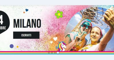 Love è il mood della The Color Run 2019