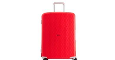 First è la valigia super resistente e glam!