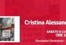 Sabato 6 luglio 2019: incontro con la scrittrice Cristina Alessandro.