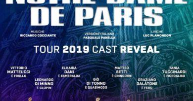 Torna a far sognare Notre Dame de Paris a Milano.