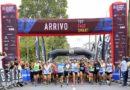 Vincitori della 9^ Salomon Running Milano: Sarah Giomi e Giulio Ornati.