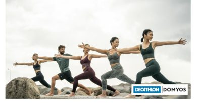 A tutto Yoga con Decathlon.