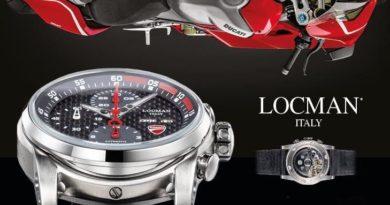 Season Opening 2020 Ducati e Locman orologi Limited Edition.
