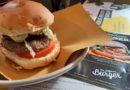 L'hamburgher e' stellato da The Different Burger.
