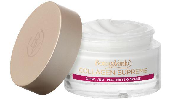 Innovazione skincare: linea Collagen Supreme.