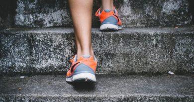 Stairs Workout: l'allenamento casalingo per tenersi in forma.