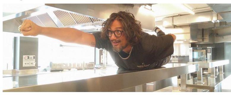 """Riapre """"AB – Il lusso della semplicità"""", il ristorante guidato dallo chef Alessandro Borghese."""