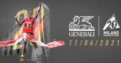 Generali Milano Marathon: si correra' nel 2021.