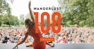 A City Life Wanderlust 108: corsa, yoga e meditazione.