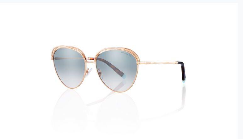 Tiffany & Co. lancia i nuovi modelli eyewear.
