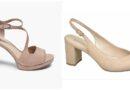Le scarpe tendenza per l'estate 2021 sono nude look.