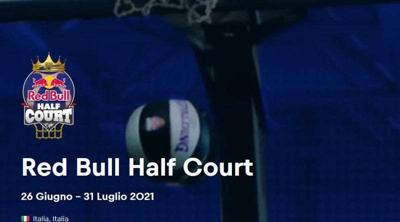 Red Bull Half Court 2021: a Milano si e' tenuta la 3a tappa.