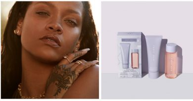 Svelata la skincare routine di Rihanna.