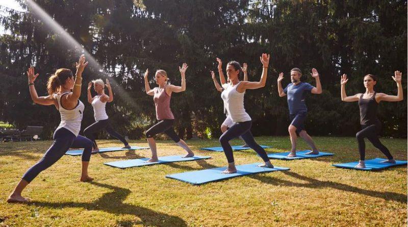 Gli esercizi total body per restare in forma.